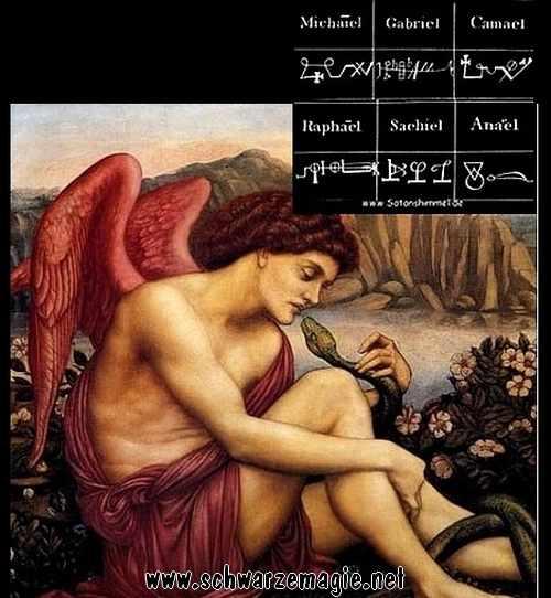 Die Hierarchie der Engel
