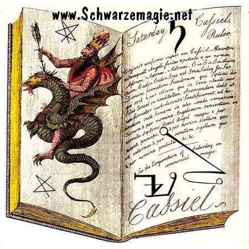 Voodoo Fluch geheime Zeichen und Symbole